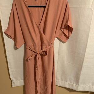 Suzy Shier layered dress